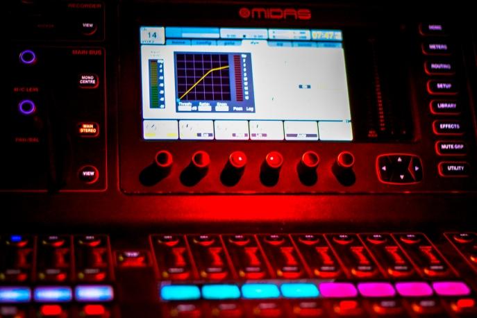 soundboard - Joe Medlen
