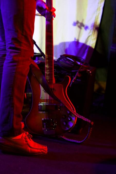 Scary Balance bass - Joe Medlen