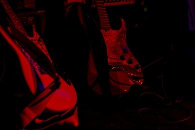 Scary Balance guitars - Joe Medlen