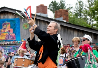 Passionworks Parade